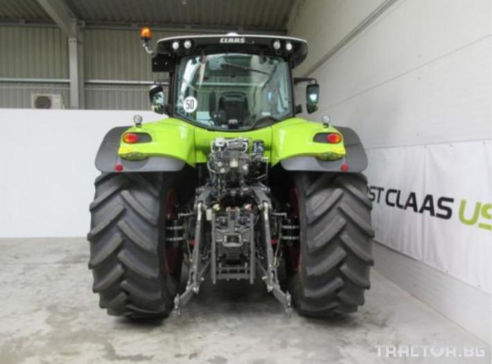 Трактори Трактор CLAAS модел AXION 830 CIS+ 3 - Трактор БГ