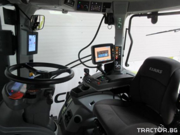 Трактори Трактор CLAAS модел AXION 830 CIS+ 4 - Трактор БГ