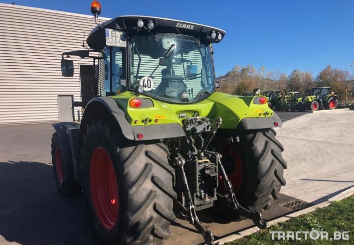 Трактори Трактор CLAAS модел ARION 630 CIS 2 - Трактор БГ