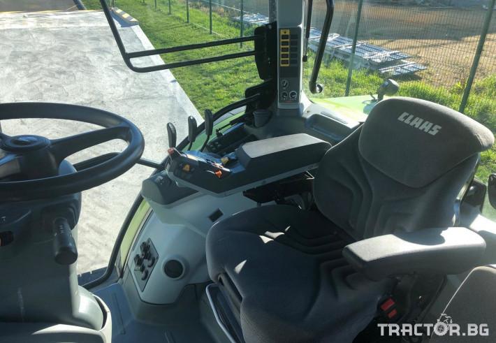 Трактори Трактор CLAAS модел ARION 630 CIS 3 - Трактор БГ