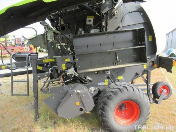 Сламопреси Балопреса за кръгли бали CLAAS VARIANT 385 RC PRO, 2015 г. - ЛИЗИНГ 4 - Трактор БГ
